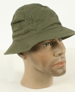 US Army Daisy Mae HBT Hat 1941 Field Cap
