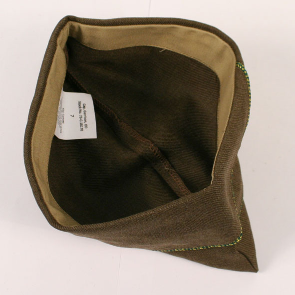 Military Police MP Garrison Cap c 070315.JPG