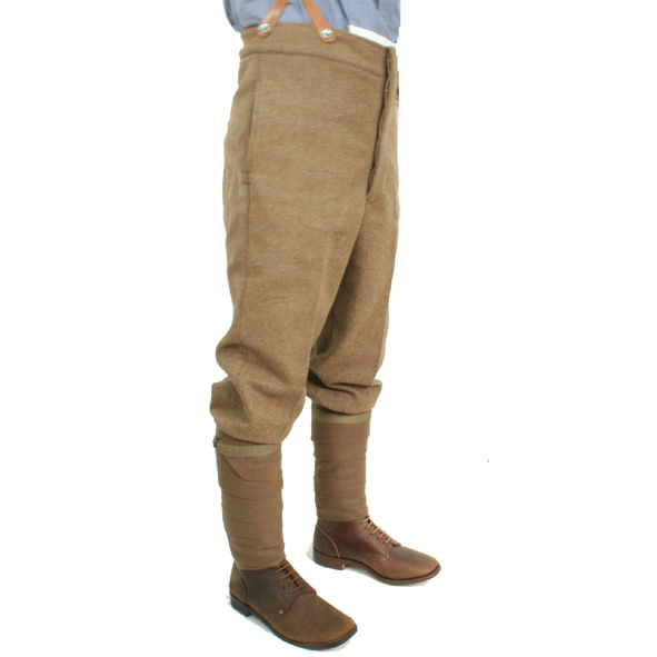 British WW1 SD Trousers 131113 02.jpg