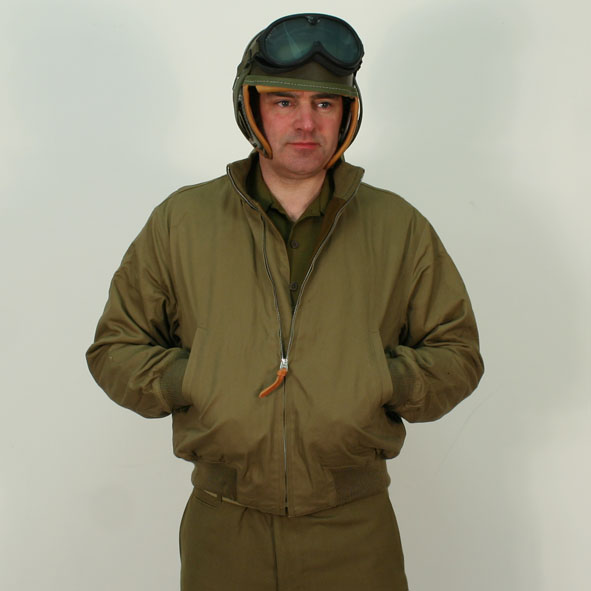 US WW2 Tankers Jacket by Kay Canvas 270516 2.JPG