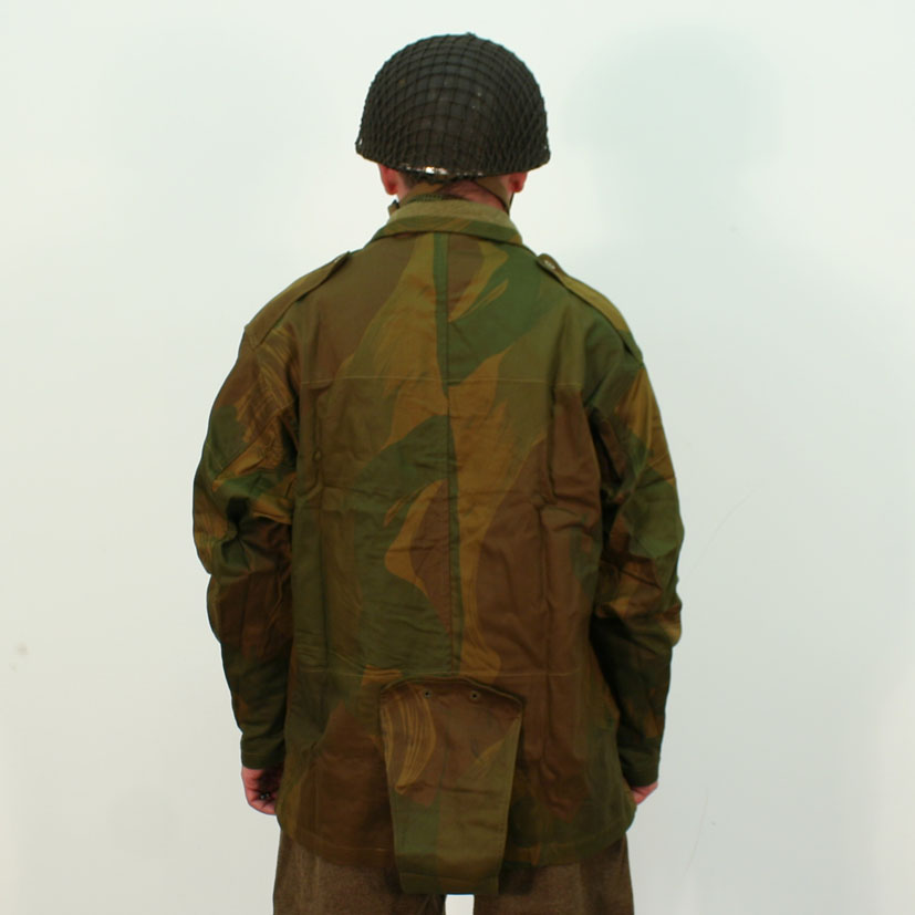 2nd Model Denison Smock by Kay Canvas 161216 2.JPG