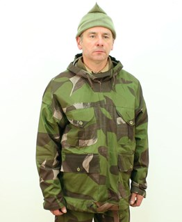 British Camouflage Windproof Smock