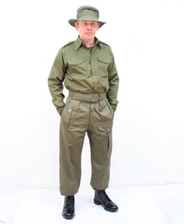 1943 Jungle Green Bush Jacket